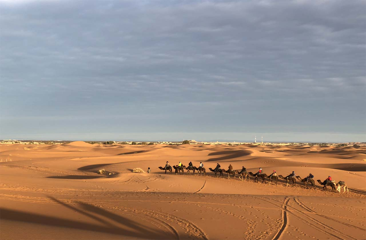 3 Days/2 Nights Desert Tour from Fes to Fes