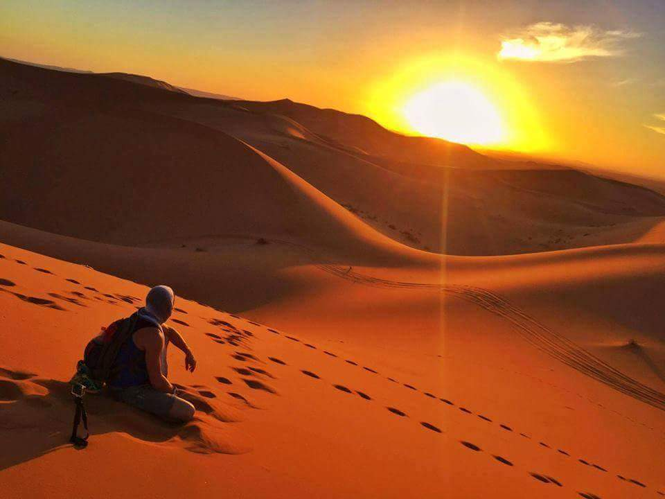 4 Days/3 Nights DESERT TRIP from Fes to Marrakech