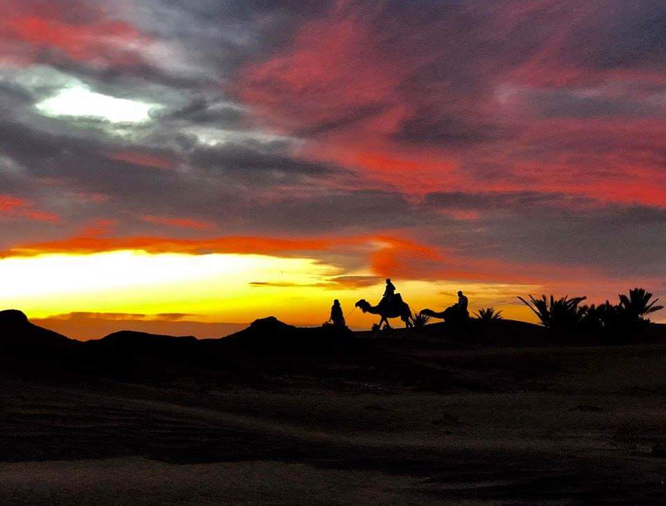 5 Days/ 4 Nights Desert Trip from Fes to Marrakech