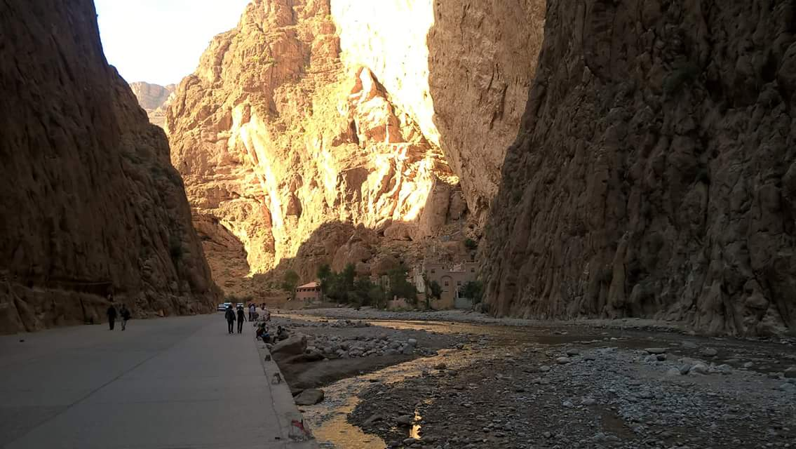 5 Days / 4 Nights Desert Tour from Marrakech to Fes