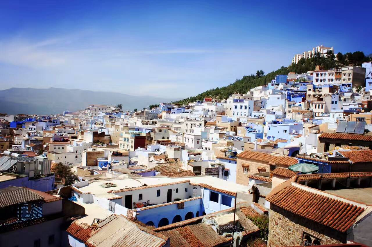 CHEFCHAOUEN The Blue City - Day Trip from Fes