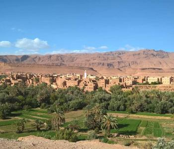 3 Days / 2 Nights Desert Tour from Marrakech to Fes