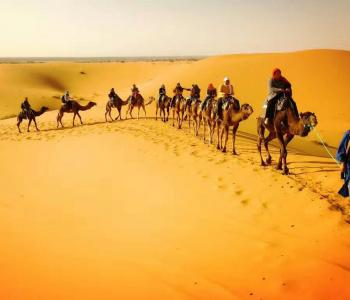 Fes to Fes: 4 Days/ 3 Nights Desert Tour from Fes to Fes