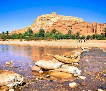 Marrakech to Fes: 4 Days / 3 Nights Desert Tour from Marrakech to Fes