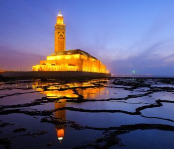 CAPTIVATING  CASABLANCA - Explore Morocco's bustling capital city