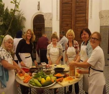 Cooking Class from Fes