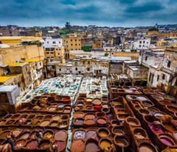 Handicraft Shopping Tour from Fes