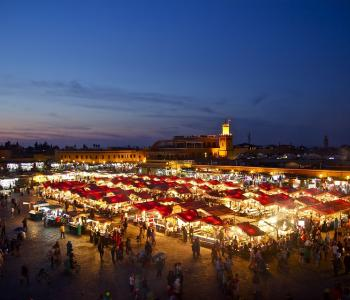 See MAGNIFICENT MARRAKECH with Fes Authentic Tours